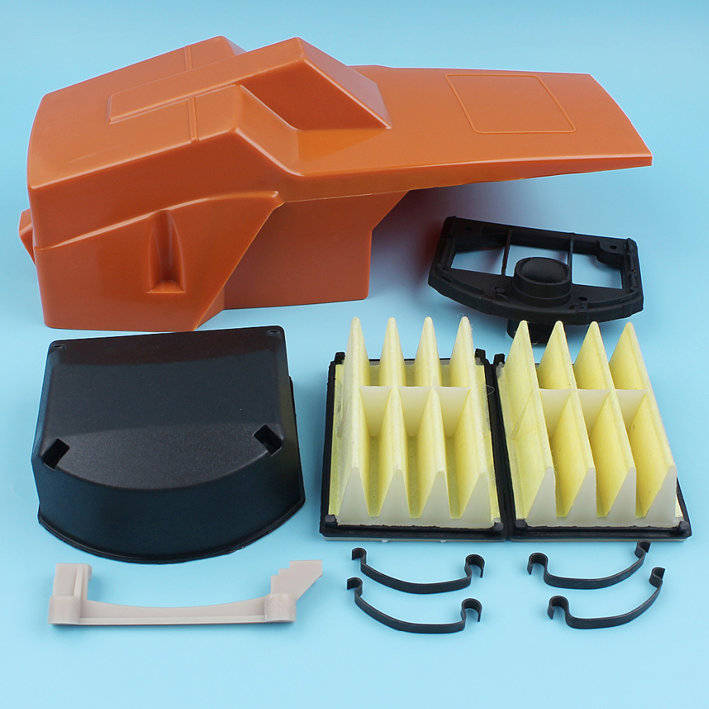 268 Cover 503406001  Top Air 272 Husqvarna Cylinder Clip For 272 XP Chainsaw Filter Bracket Engine