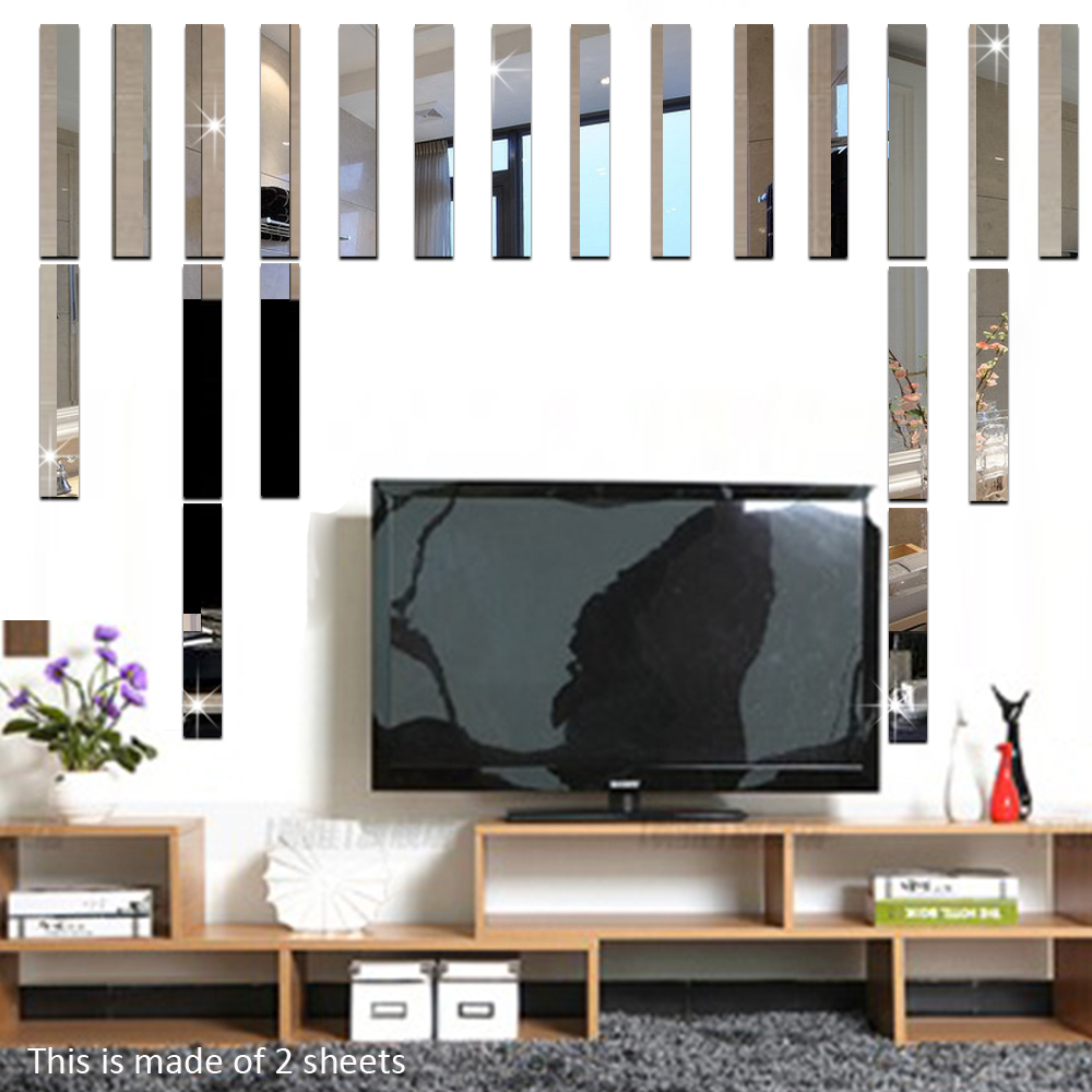 Popular decorative wall border buy cheap decorative wall for Decoration miroir mur
