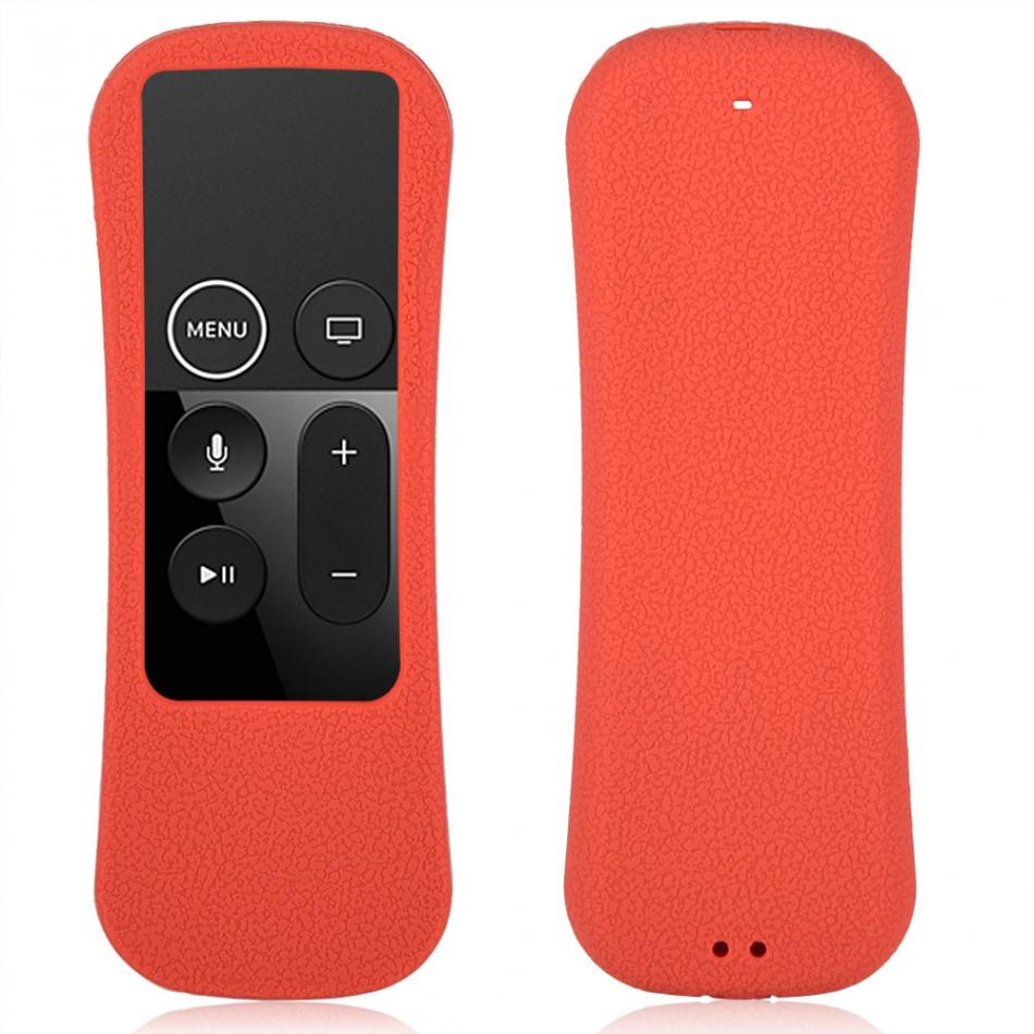 Shockproof Anti-slip Protective Silicone Case For APPLE TV 4 Remote Hot