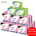 High Quality Factory Price Private Label Female Cotton Brand Anion Sanitary Napkin