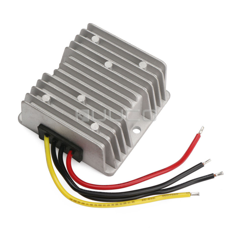 DC 36V(24V~60V) to 12V 10A 120W Buck Voltage Regulator/Power Supply Module/Car Converter DC 12V Power Adapter/Driver Module наборы для поделок loom bands наборы для поделок