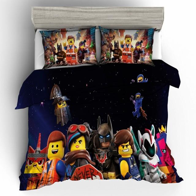 Lego Bedding Set