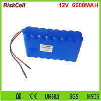 10pcs/lot IFR 26650 lifepo4 12V 6600mAh rechargeable lifepo4 battery 4S2P for solar street light with low internal resistance