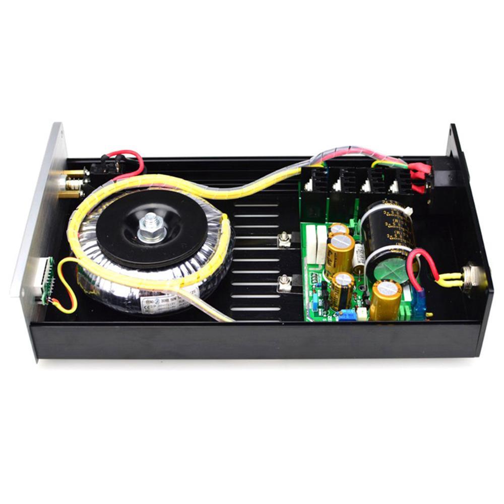 Image 2 - LPS35 DC 12V O версия коровы HIFI ультра низкий уровень шума линейный источник питания-in Усилитель from Бытовая электроника