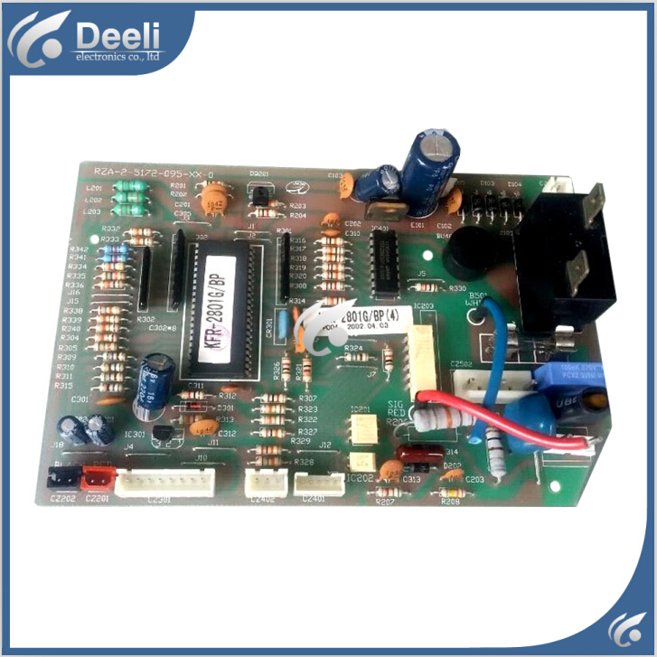 95% new good working for air conditioning motherboard computer board KFR-2801G/BP RZA-2-5172-095-XX-0 circuit board motherboard for ci7zs 2 0 370 industrial board ci7zs 2 0 original 95%new well tested working one year warranty