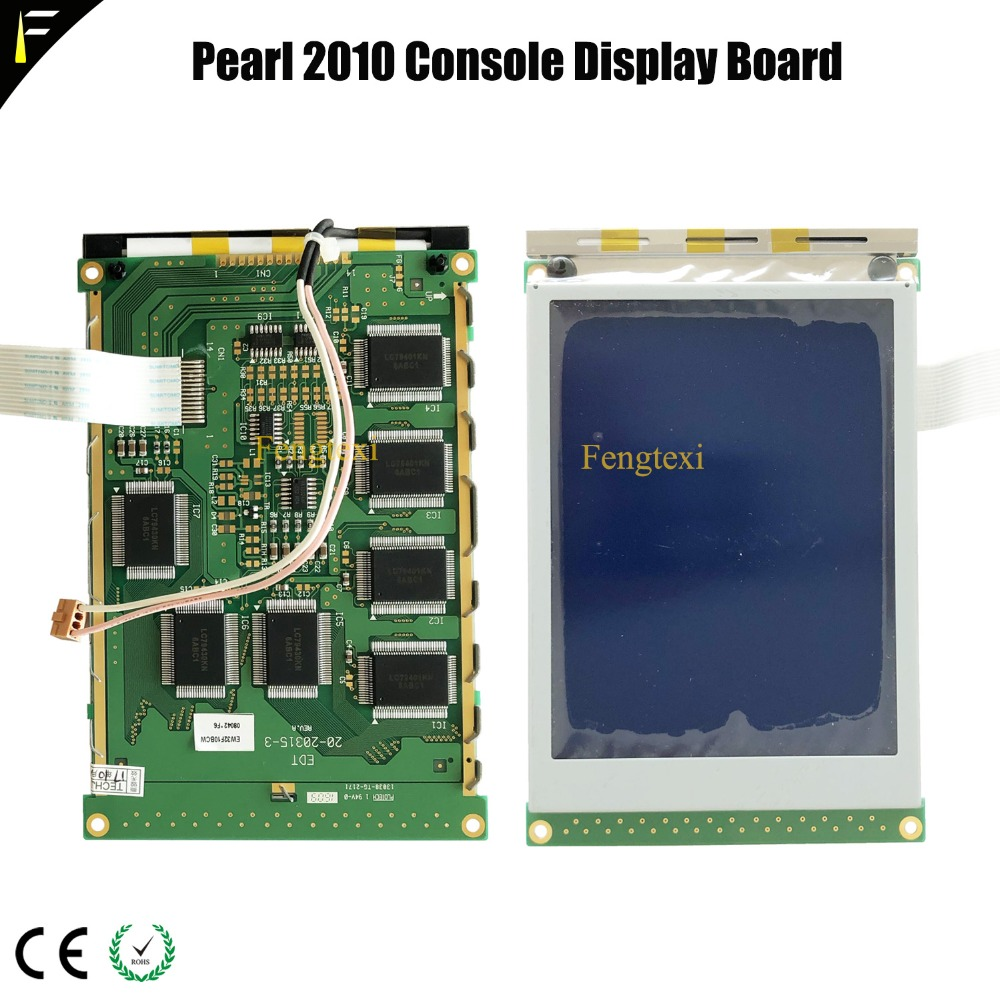 Pearl 2010 Console Display Motherboard and LCD Display Screen Pearl Console Panel