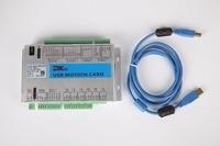 XHC Mach3 motion control card CNC breakout board 2000KHZ 4 Axis usb port