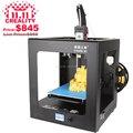 2017 de alta calidad CREALITY 3D CR-2020 de nivelación automática 3D impresora completa montado 3D máquina de impresión + foco + de + tarjeta SD + LCD