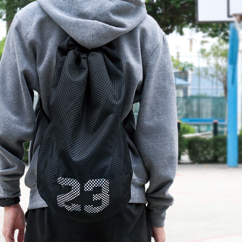 Large basketball bags For balls Soccer Drawstring Mash pack Fitness Bucket Bag Outdoor Basketball Backpack For Men J781522