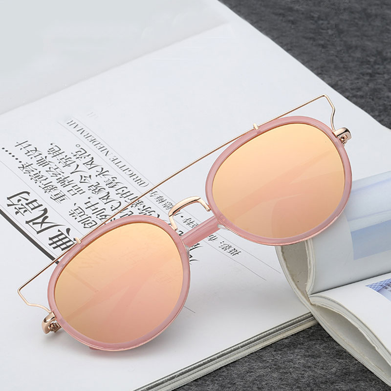 9423fa20f Female Sunglasses Women Oval Men Shades Colorful Lenses Glasses ...