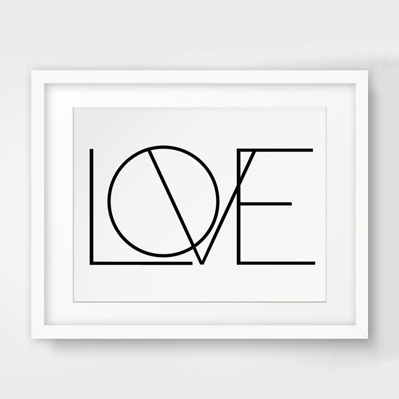 Compra framed wall love pictures for bedroom y disfruta del envío ...