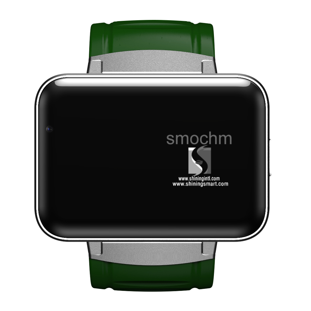 Smochm SM98 Smart watch Dual core CPU big LED Screen 900mAh big Battery 512MB Ram 4GB Rom Android system GSM 3G WCDMA GPS WIFI smart baby watch q60s детские часы с gps голубые