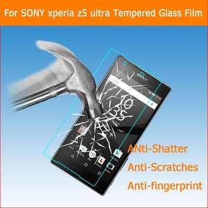 0.3mm Tempered Glass film for Sony xperia z5 Screen Protector product