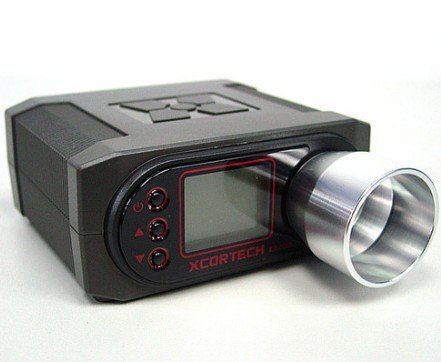 Promotionnel Xcortech X3200 haute puissance BB Airsoft tir compteur de vitesse tachymètre chronographe testeur de vitesse pour la chasse