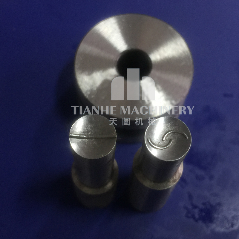 stamp mould / die set/punch for the single punch tablet press machine free shipping g3722 stamp mould die set punch for the single punch tablet press machine free shipping