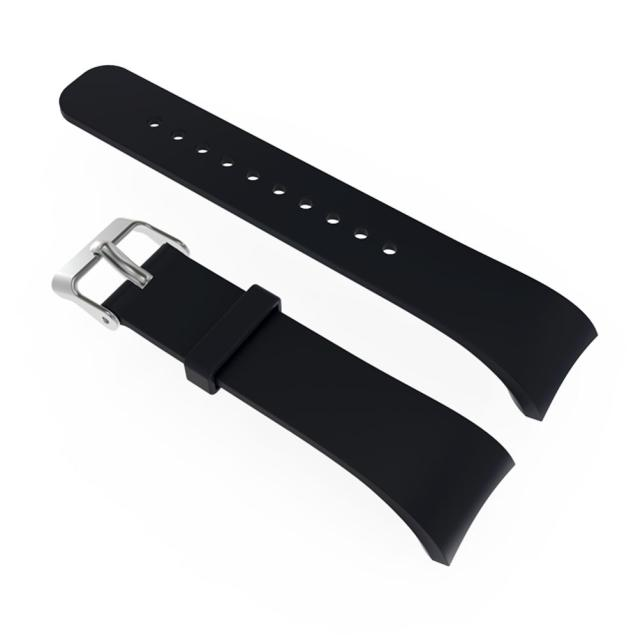 Luxury Silicone Watch Replacement Band Strap For Samsung Gear Fit 2 SM-R360    Nov21  2016 supper fun