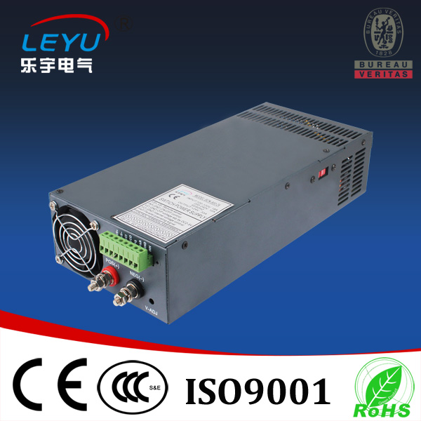 CE Rohs approved ,27v 22a 600w  power supply with parallel functionCE Rohs approved ,27v 22a 600w  power supply with parallel function
