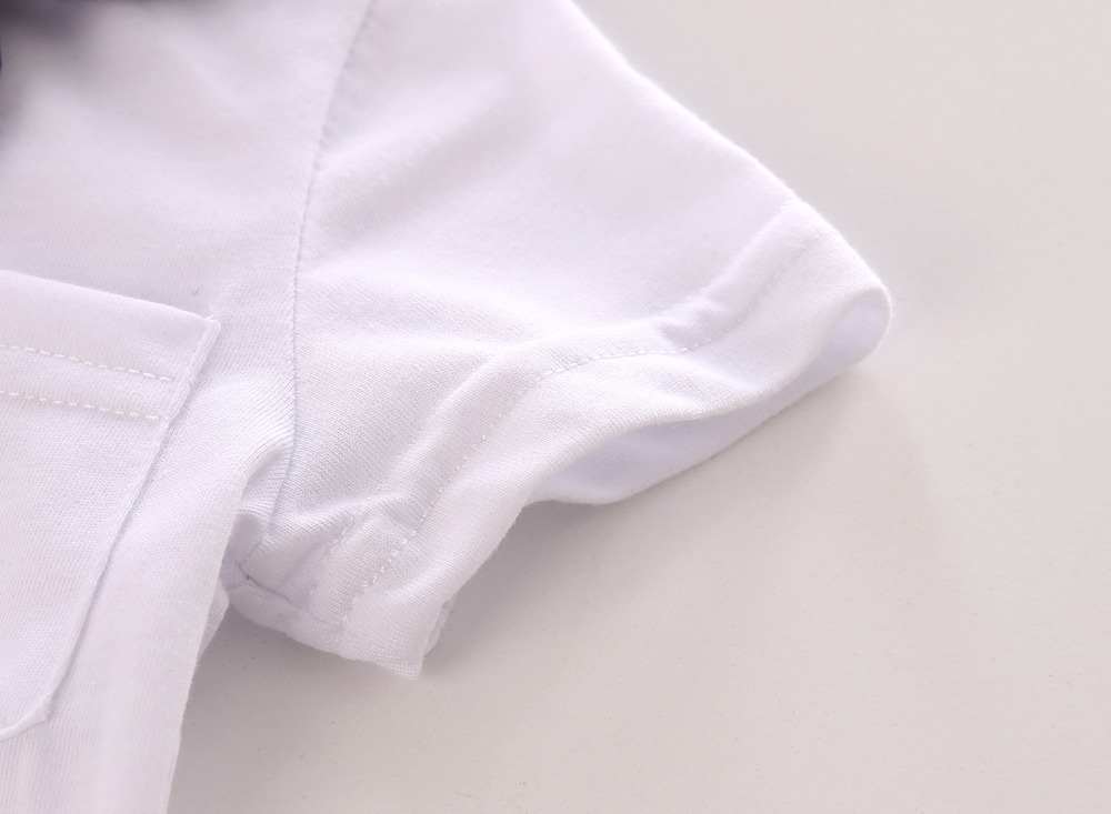 2017-New-baby-boy-clothing-fashion-Gentleman-modelling-suit-baby-white-short-sleeved-T-shirtstrap-pants-2pcs-baby-boy-clothes-3