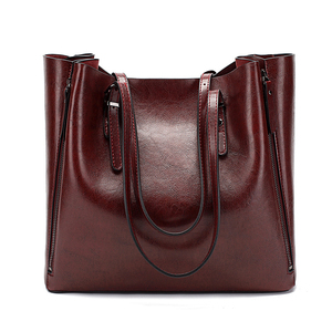 Image 3 - New Fashion Luxury Womens Handbag Women Large Tote Bag Female Bucket Shoulder Bags Lady Leather Messenger Bag Shopping Bag