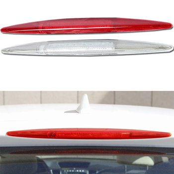 High Positioned Mounted Additional Rear Third Brake Light Stop Lamp For Honda CRV CR-V 2012 2013 2014 2015 2016 white red Car