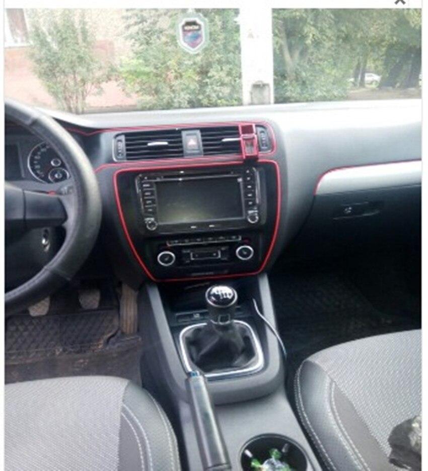 2018 Alfa Romeo 4c Spider Interior: 5M Car Styling Auto Car Trim Interior Decoration Line For