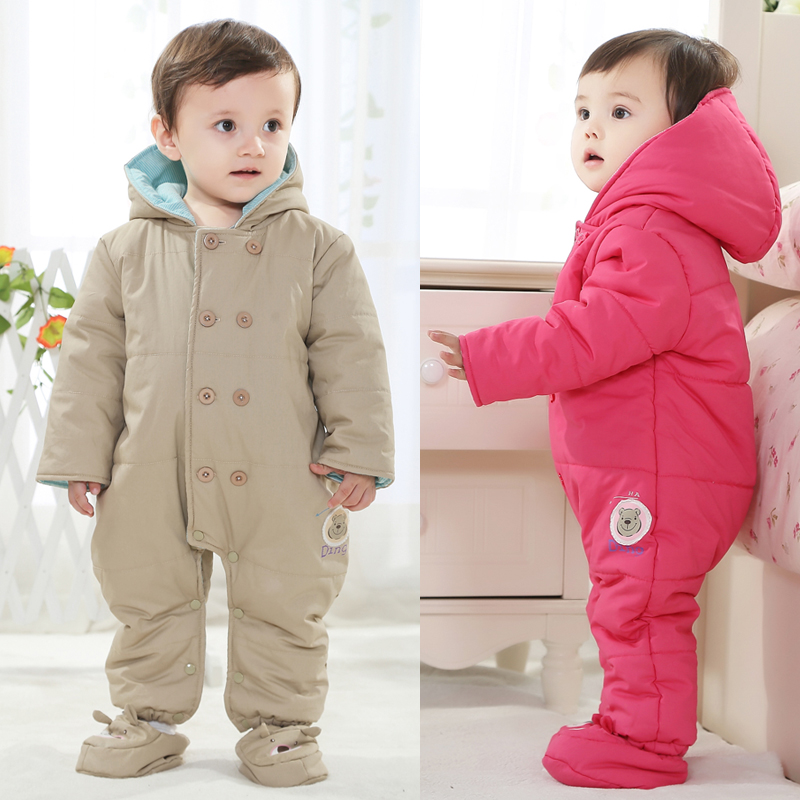 Baby Clothes Years Old Winter Children Clothing