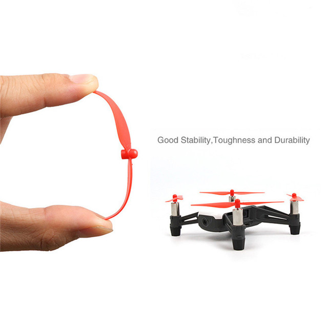 8pcs Durable Quick Release Lock Propellers CCW CW Props Blades For DJI Tello Mini Drone drop shipping 8015