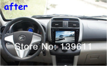"7"" car dvd player for LIFAN X60 GPS Bluetooth Cassette CD Player Charger FM Transmitter Mobile Phone MP3 Radio Tuner TV"