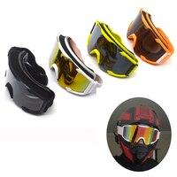 evomosa Motorcycle Helmet Goggles Motorbike Scooter Glasses Dirt Bike Off Road Racing Sunglasses Mask masque Windproof UV400