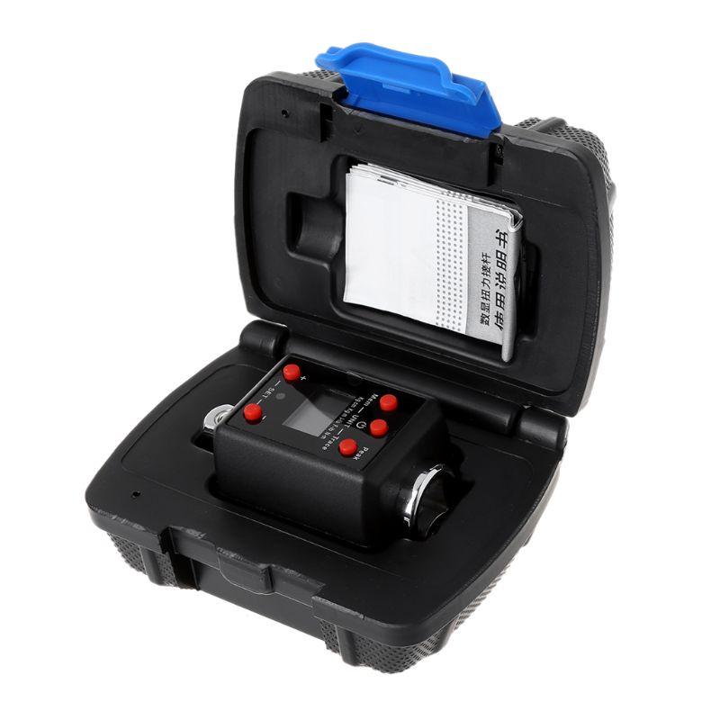 Chave de torque alta de digitas 1.5-adaptador 1000nm 1/4 3/8 1/2 3/4 movimentação microtorque x7yd