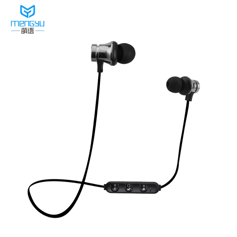 Wireless Headphone Bluetooth Earphone Sport Headset Fone de ouvido For iPhone Samsung Xiaomi Ecouteur Auriculares 2017 Newest awei stereo earphones headset wireless bluetooth earphone with microphone cuffia fone de ouvido for xiaomi iphone htc samsung