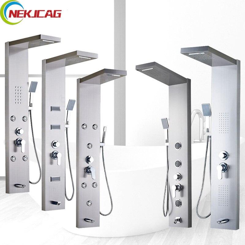 shower jets system