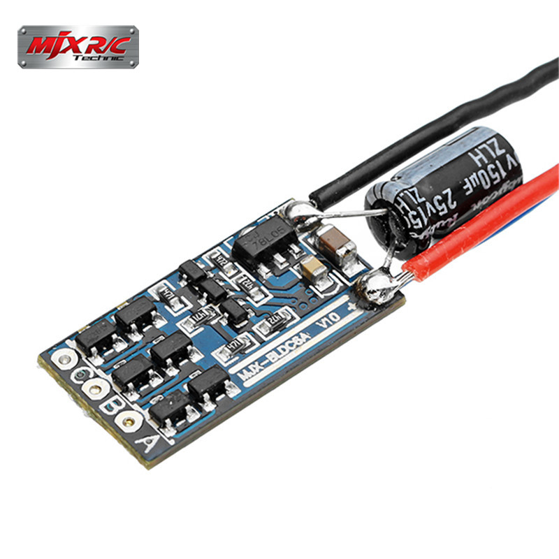 Original MJX Bugs 3 RC Quadcopter Spare Parts ESC Board Module for RC Camera Accessories Accs Part mjx bugs 3 rc quadcopter rtf black