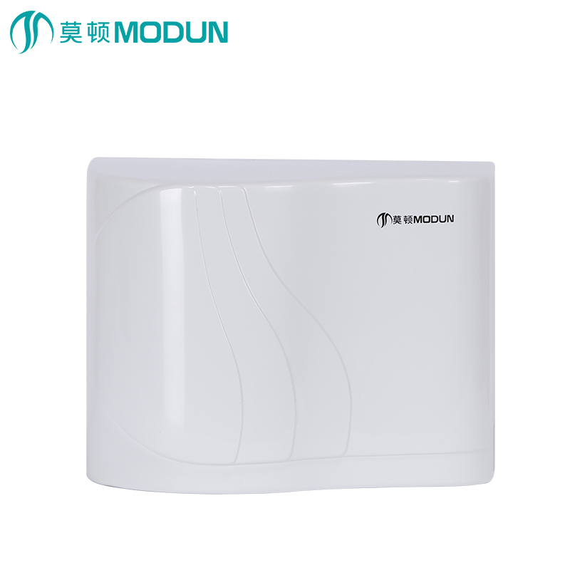Modun brand new abs automatic hand dryer for hotel commercial bathroom M-588