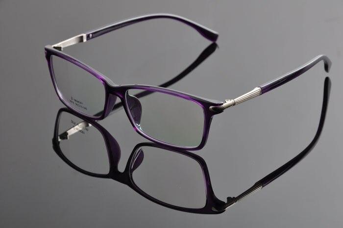 DD TR90 Гибкая рама мужские очки Оптические очки полная оправа для мужчин и женщин armacoes oculos grau Los Lentes Античная DD0885 - Цвет оправы: purple silver
