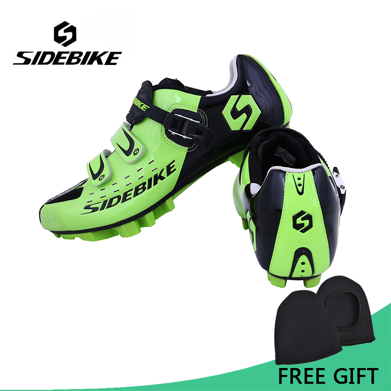 Sidebike Professional Athletic Bicycle Sports Shoes Cycling MTB Bike Shoes Mountain Shoes Unisex MTB Self-Locking Shoes topeak outdoor sports cycling photochromic sun glasses bicycle sunglasses mtb nxt lenses glasses eyewear goggles 3 colors