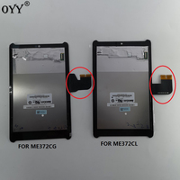 7 LCD Display Matrix Touch Screen Digitizer Full Assembly For Asus Fonepad 7 ME372CG ME372 K00E