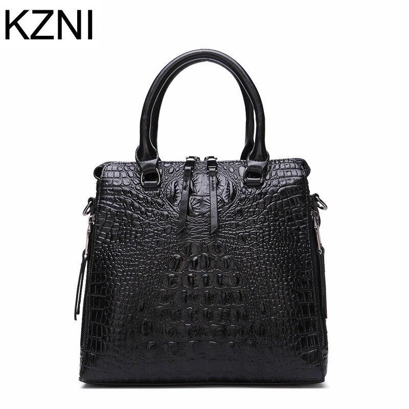 KZNI genuine leather crossbody bags for women messenger bag messenger bag famous brand bolsa feminina de marca famosa L030650 цепная пила bosch ake 40 19 s 0600836f03