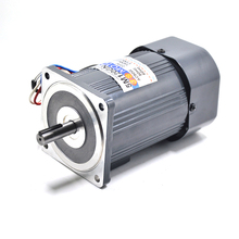 цена на AC 220V 120W AC variable speed motor large torque motor 1400/2800 high speed single - phase motor