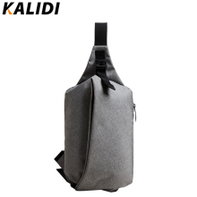 KALIDI Unisex Chest Back Pack Waterproof Men's Pack Single Shoulder Messenger Sling Bag Ipad Pro Air 2 Mini 3/4 Shoulder Bags