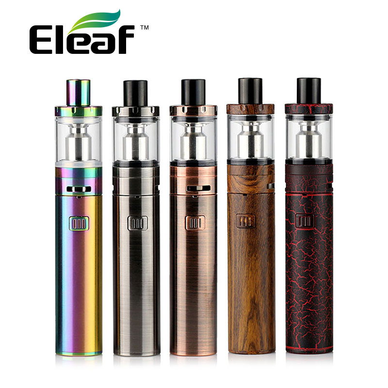 цена на New Eleaf iJust S Vaping Kit 3000mAh built-in Battery w/ 4ml ijusts Atomizer EC&ECL Coils e electronic cigarette Kit Vs ijust 2