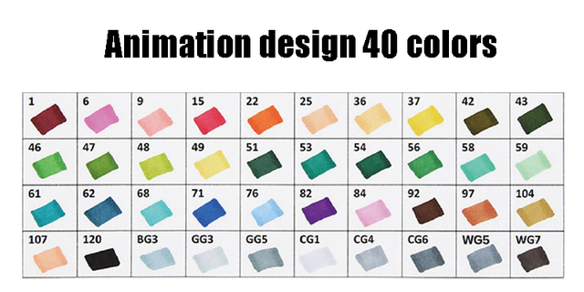40 Animation design