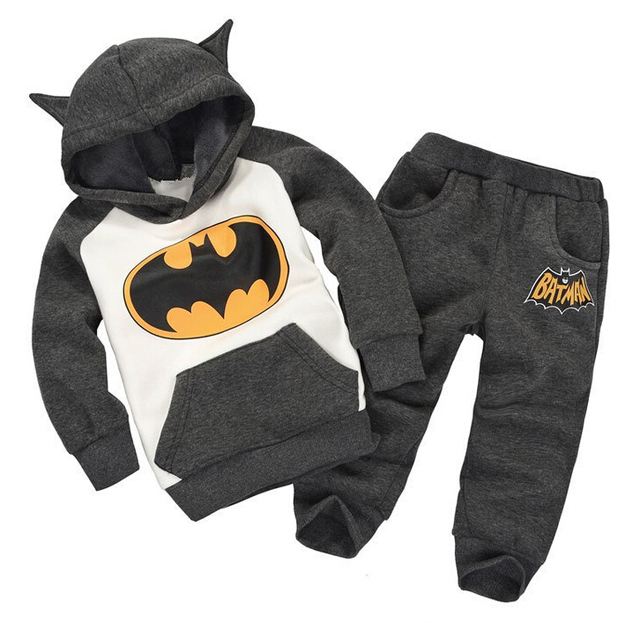 Aliexpress Buy Batman Boys Girls Clothing Sets