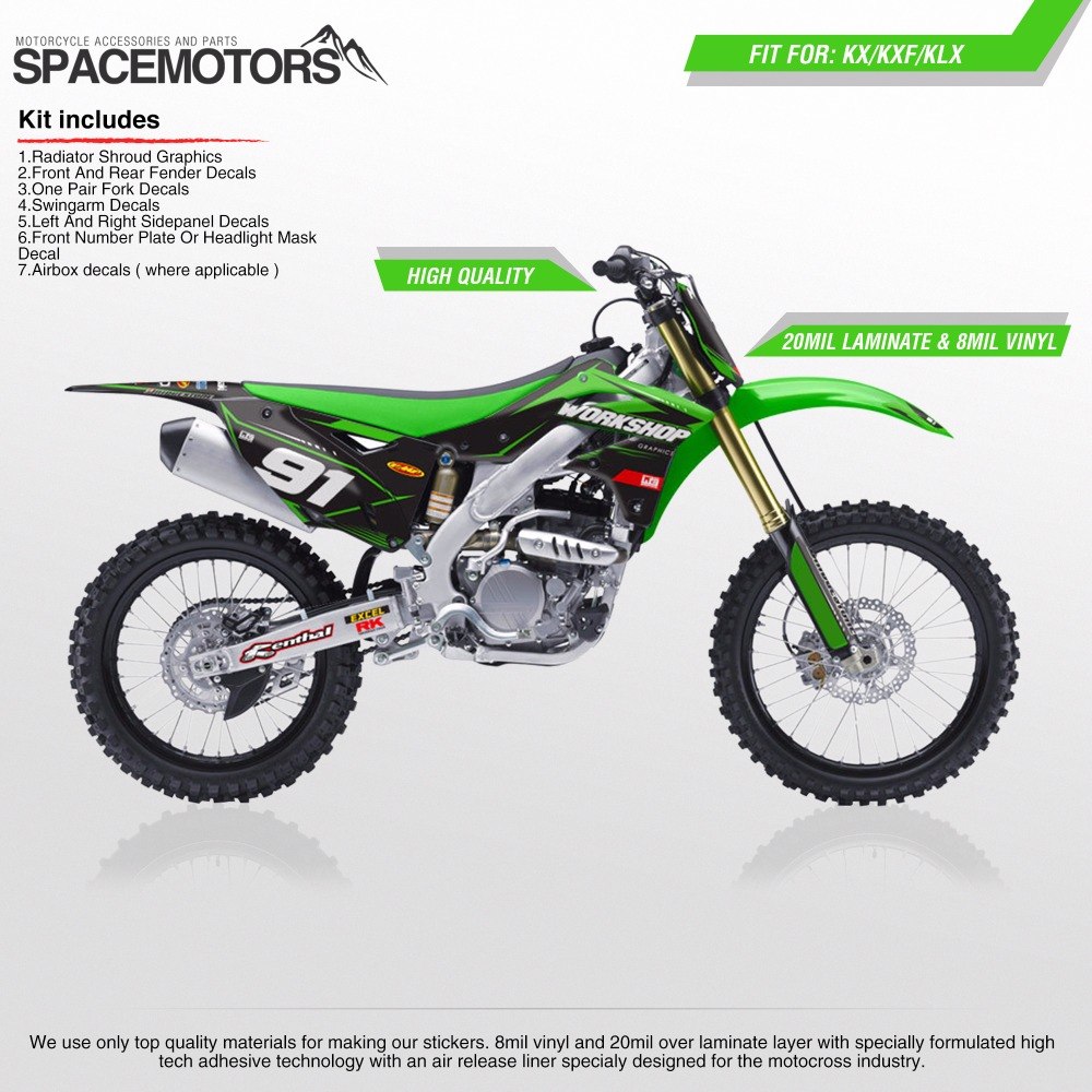 top 10 largest decal stiker klx 15 list and free shipping e8i