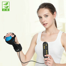 Finger Rehabilitation Training Equipment Hot Electric Massage Ball Fingerboard Exercise Correction high grade finger grip ball rehabilitation training equipment middle aged and young people partial stroke exercise finger grip