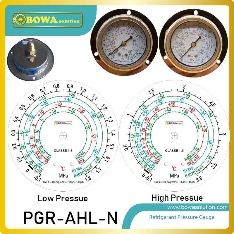 407c Operating Pressures