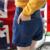 2017 nueva llegada de la marca de moda de verano las mujeres pantalones cortos de algodón sueltos casual femenino corto delgado mid cintura denim shorts pure shorts003