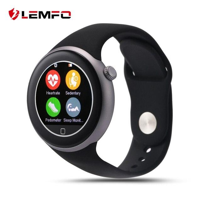 C1 Reloj Inteligente  El grado impermeable IP67 Bluetooth 3.0/4.0 Reloj inteligente para  IOS y Android