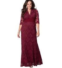 Vestido Maxi tamanho extra plus size feminino 8G, vestidos de renda um pouco preto longos femininos de marca para Primavera e Outono 2015, 4G, 5G, 6G, 7G(China (Mainland))