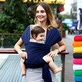Регулируемый Детские Водные Кольца Слинг Кенгуру Младенческая Обертывание с Алюминиевое Кольцо Лучший Подарок Ребенку Один Размер